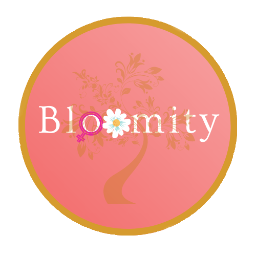 Le logo Bloomity.